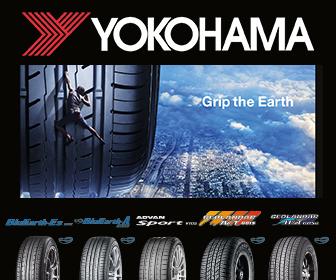 Yokohama däck