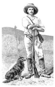 Dackel-Jagd