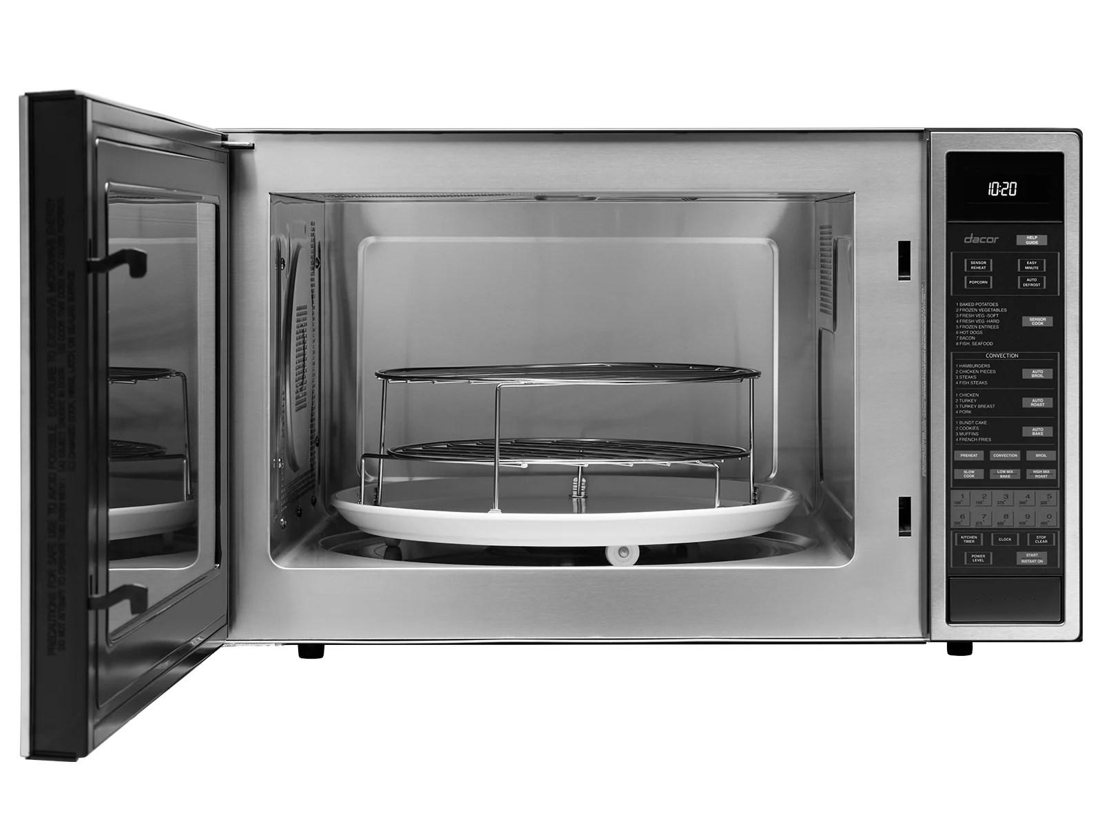 24 convection microwave dacor