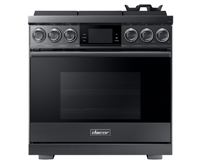 gas electric steam oven ranges dacor