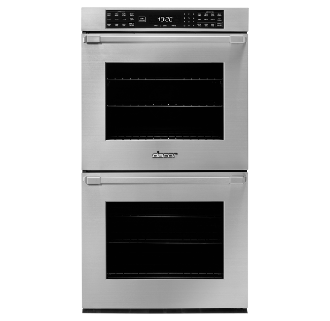 27 double wall oven professional