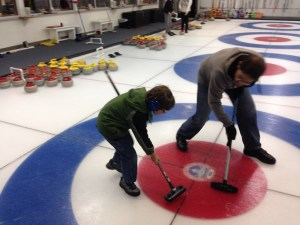 Curling, October 2016