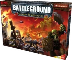 Battleground Boardgame