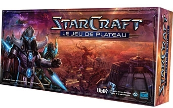 Starcraft Boardgame
