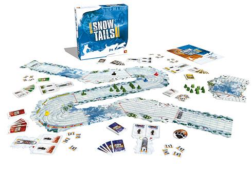 Snow Tails content