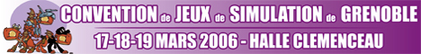 CJSD 2006 Annonce