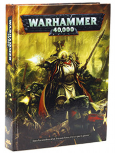 Warhammer 40.000 cover