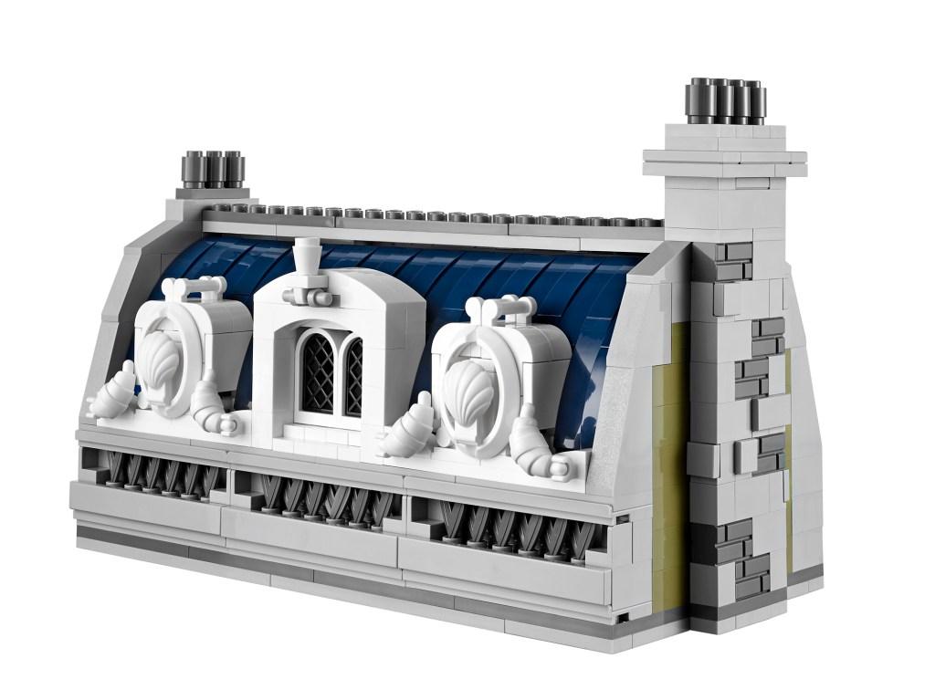 LEGO 10243 toit