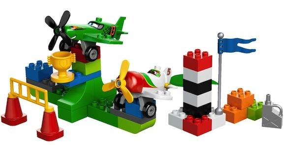 El Chupacabra et Ripslinger LEGO 10510