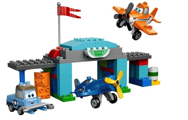 ecole aviation LEGO 10511