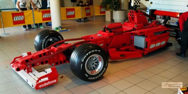 Festibriques Villebon Formule 1