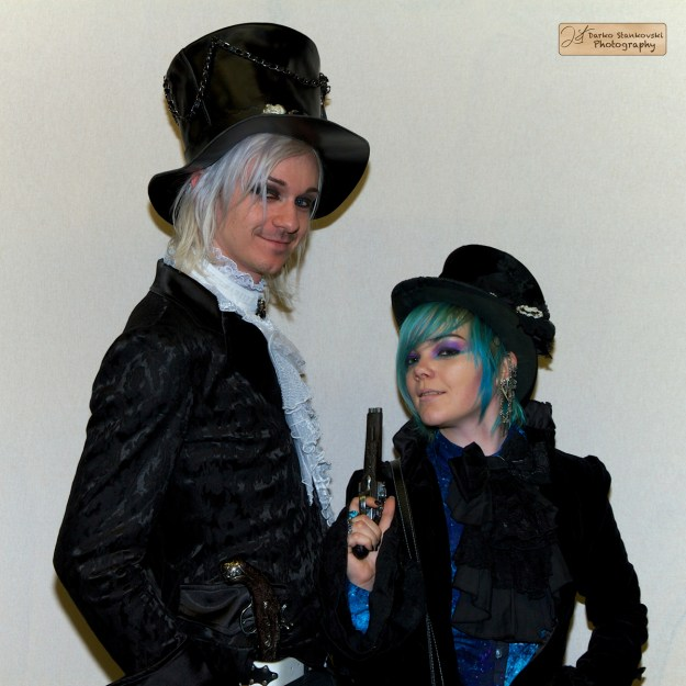 Salon Fantastique Gotic Steampunk