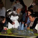 Salon Fantastique initiation jeu figurines