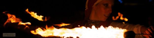 Danseuses de feu