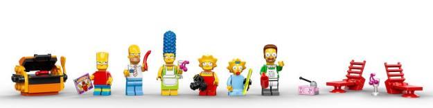 lego 71006 les minifigures