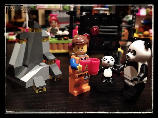 LEGO 30280 La Pièce de Résistance