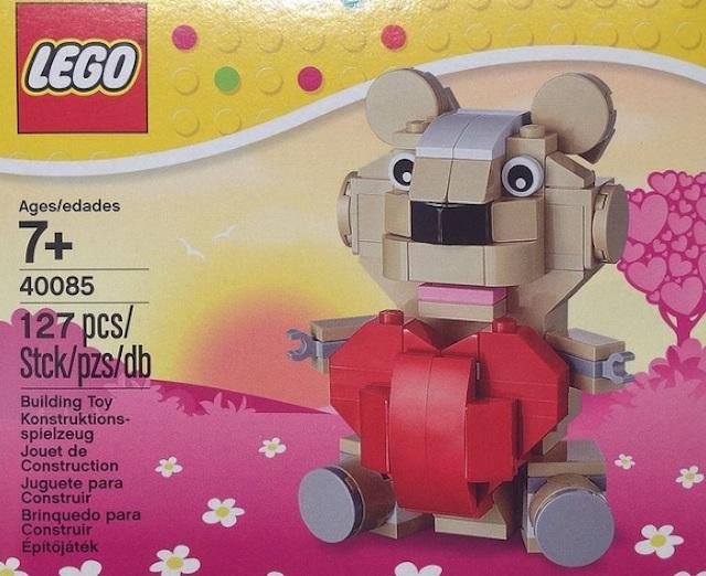 LEGO 40085 Saint Valentin