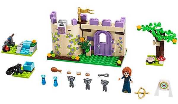 LEGO 41051 Merida