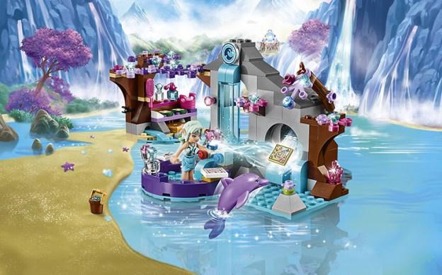 LEGO Le SPA de Naida (41072)