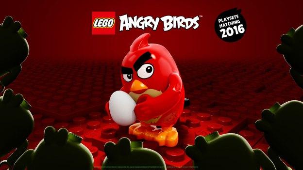 Annonce de la gamme LEGO Angry Birds (LEGO)