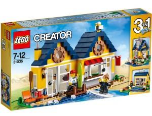 La cabane de la plage (31035)