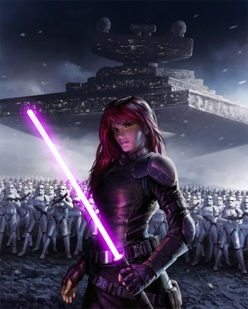 Mara Jade et ses relations avec Luke ne seront donc pas du Canon Disney.