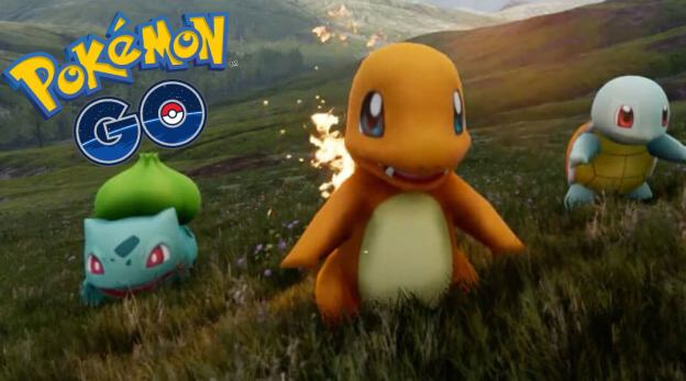 Go les Pokemons