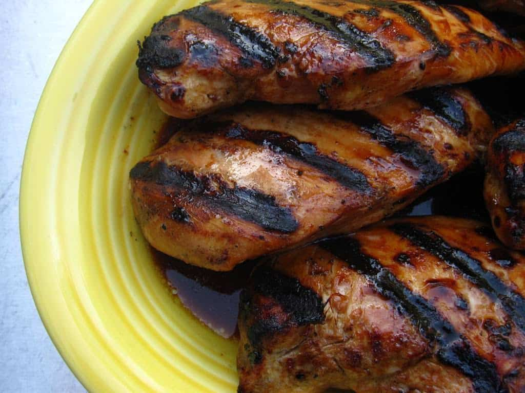 Grilled Boneless Skinless Chicken Breasts, Quick -5290