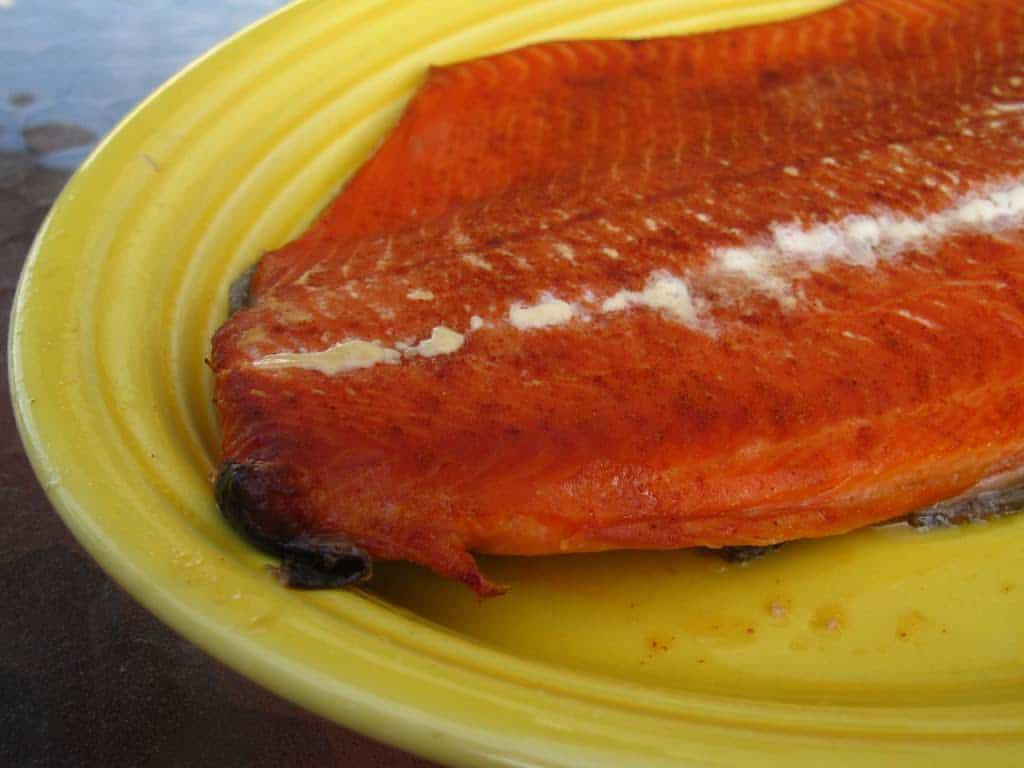Hot Smoked Salmon Is My Favorite Appetizer For A Crowd When I Want To Show  Off For A Dinner Party, This Is What I Make A Whole Side Of Smoked Salmon  Is