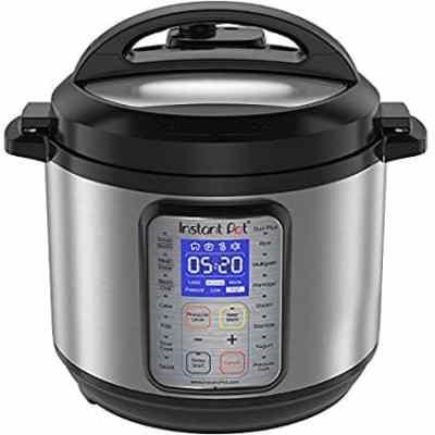 Instant Pot IP-DUO Plus 6 Quart (Image courtesy of Amazon.com) | DadCooksDinner.com