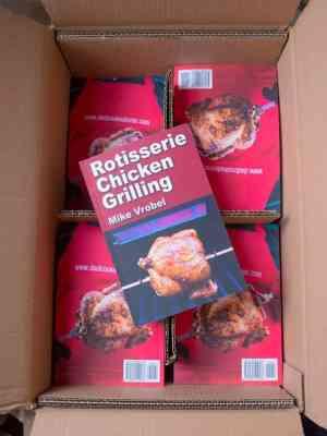 Rotisserie Chicken Grilling Update
