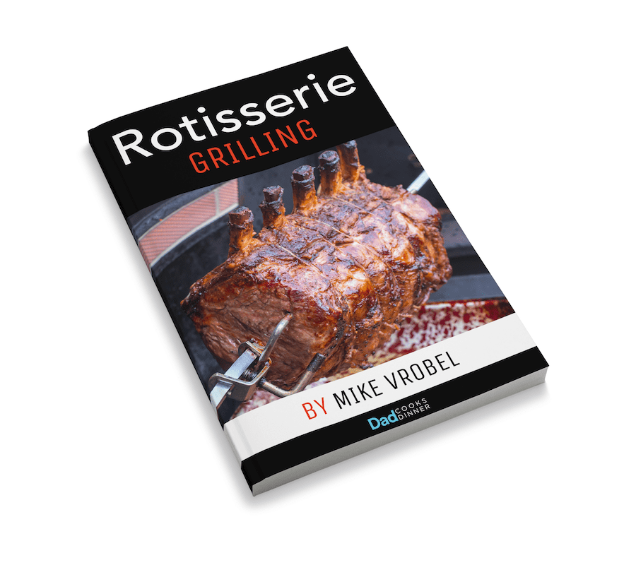 Rotisserie Grilling by Mike Vrobel