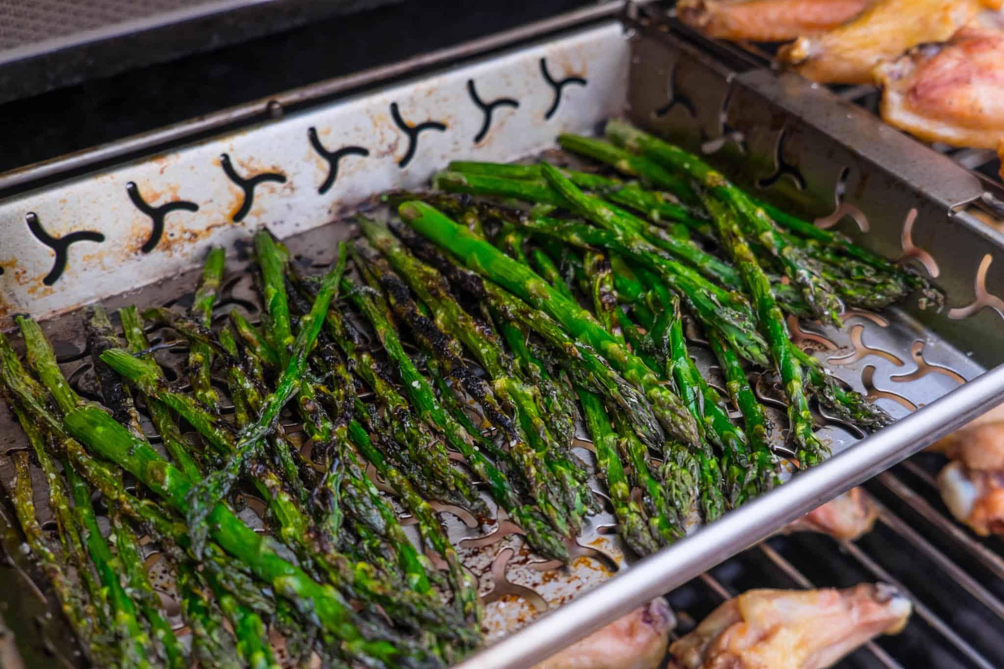 Grill Roasted Asparagus0605