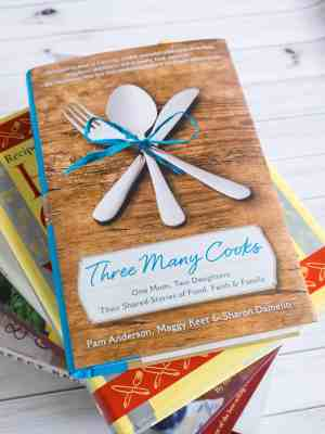 Three Many Cooks - Book Review