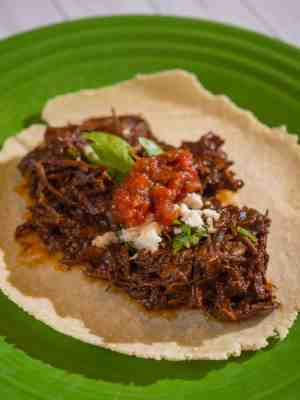 Pressure Cooker Boneless Short Rib Tacos