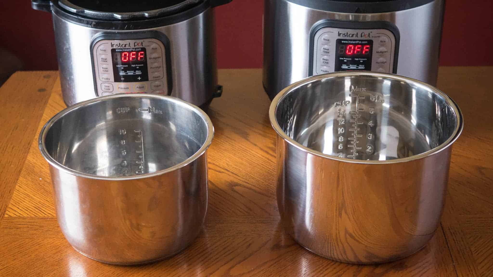 Instant Pot 8 Quart IP DUO80 First Look 1000948