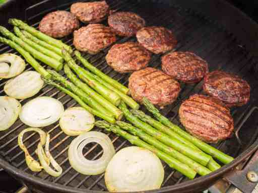 A Full Grill is a Happy Grill | DadCooksDinner.com