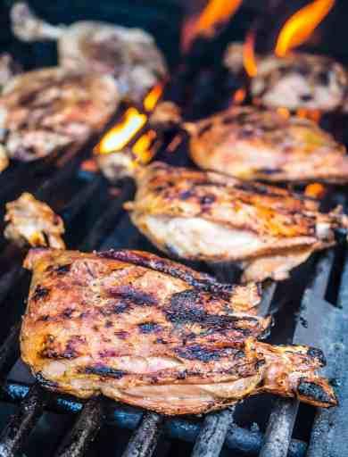Sous Vide Grilled Duck Legs | DadCooksDinner.com