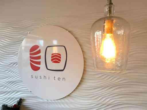Sushi Ten | DadCooksDinner.com