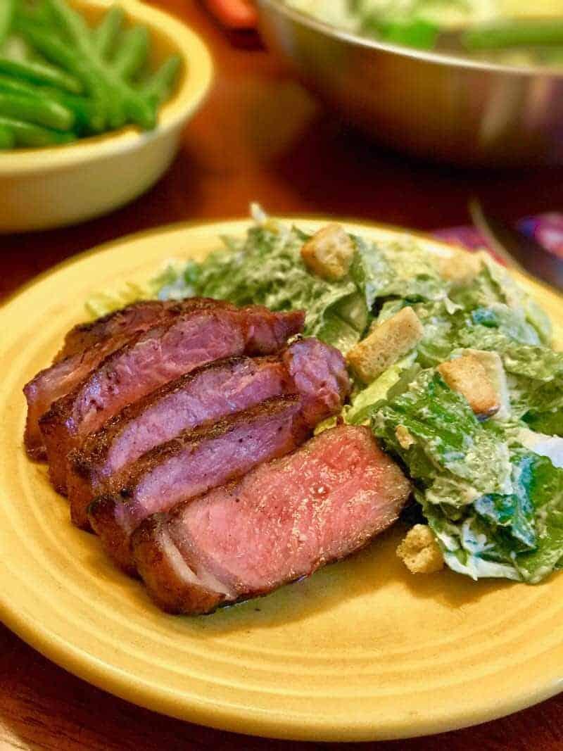 strip Tenderize steak york new