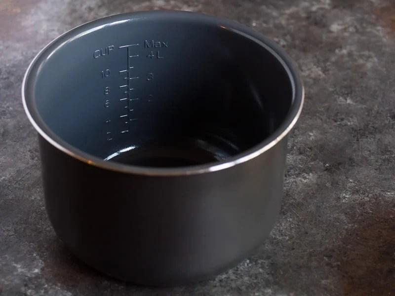 Instant Pot Ceramic Nonstick Pot Liner   DadCooksDinner.com