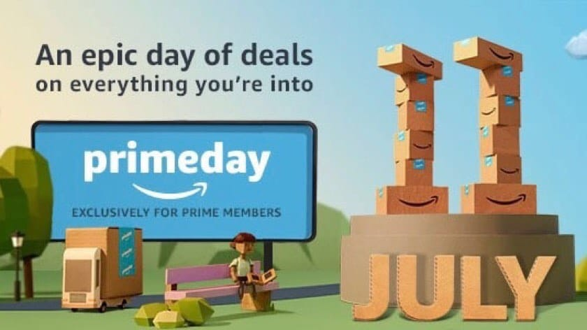 Prime Day 2017 - July 11th | DadCooksDinner.com