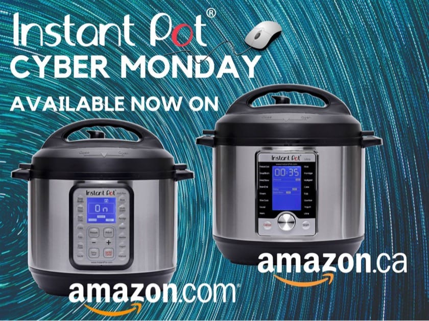 Instant Pot Cyber Monday 2017