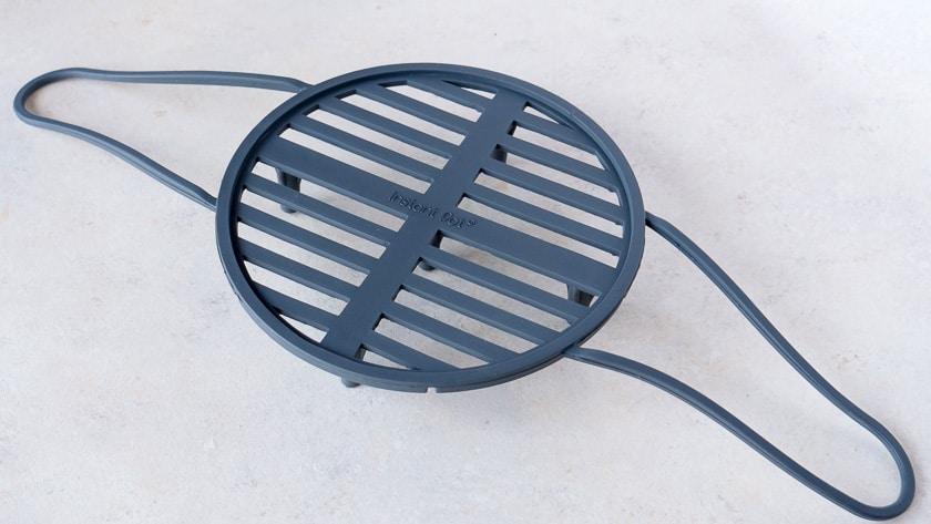 Instant Pot Silicone Steam Rack | DadCooksDinner.com