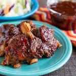 Pressure Cooker Pork Steaks, St. Louis BBQ Style | DadCooksDinner.com
