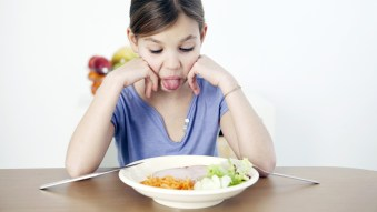 Child Eating A Meal; Shutterstock ID 174196439; PO: picky-eaters-psychological-problems-today-health-tease-150731; Client: TODAY digital