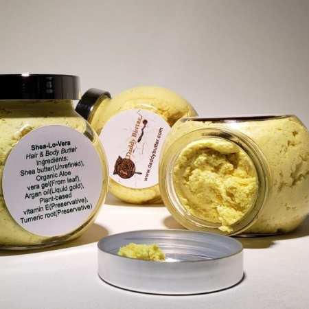Shea-Lo-Vera Body Butter