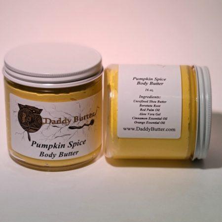 Pumpkin Spice Hair & Body Butter