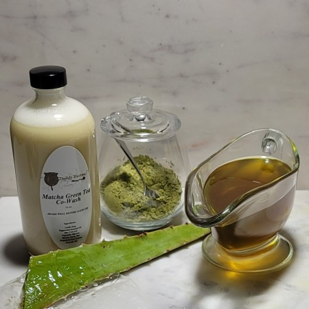 Matcha Green Tea Co-Wash