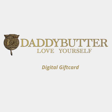 The DaddyButter Digital Giftcard